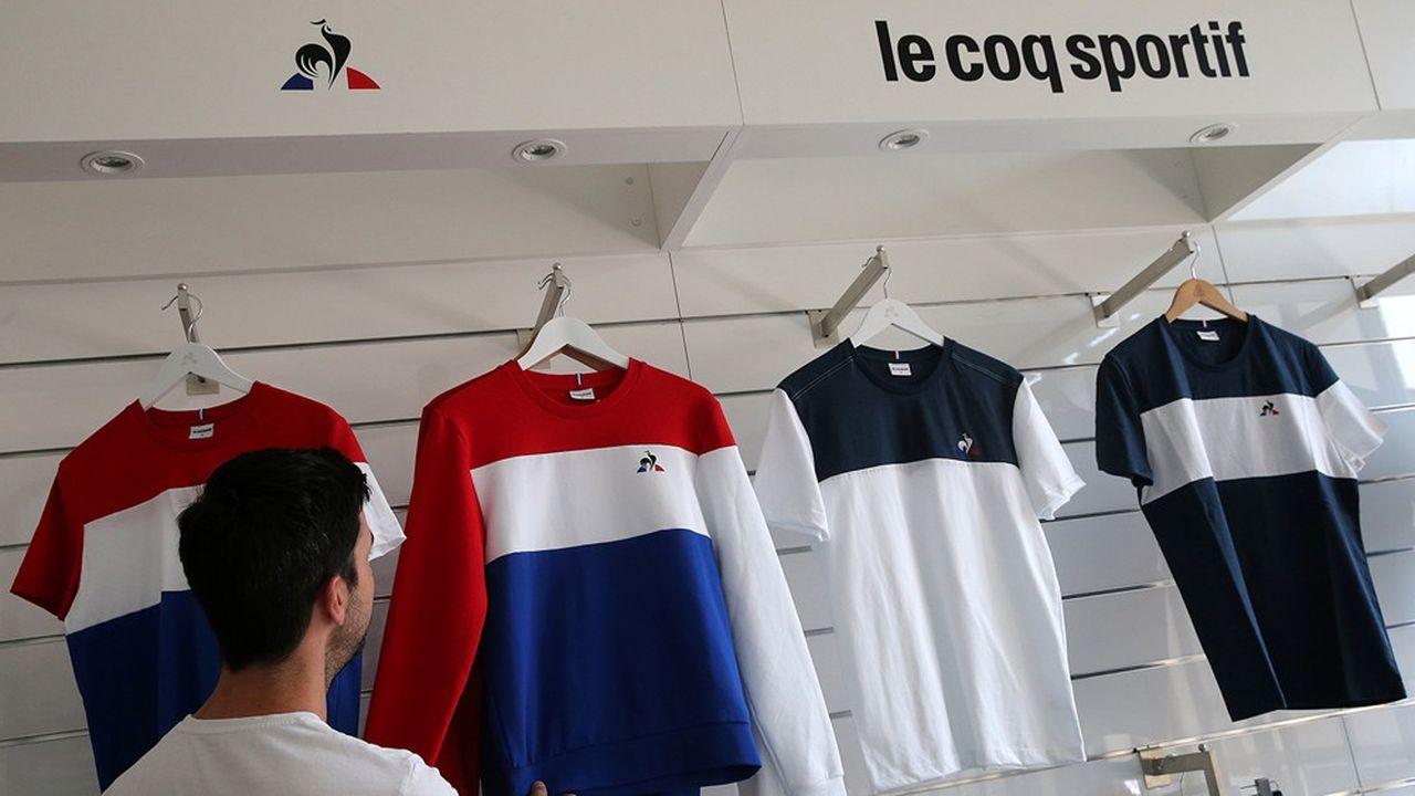 A l'issue de l'appel d'offres, Le Coq Sportif fournira les tenues de compétition et de représentation des équipes de France olympiques entre2021 et2024.