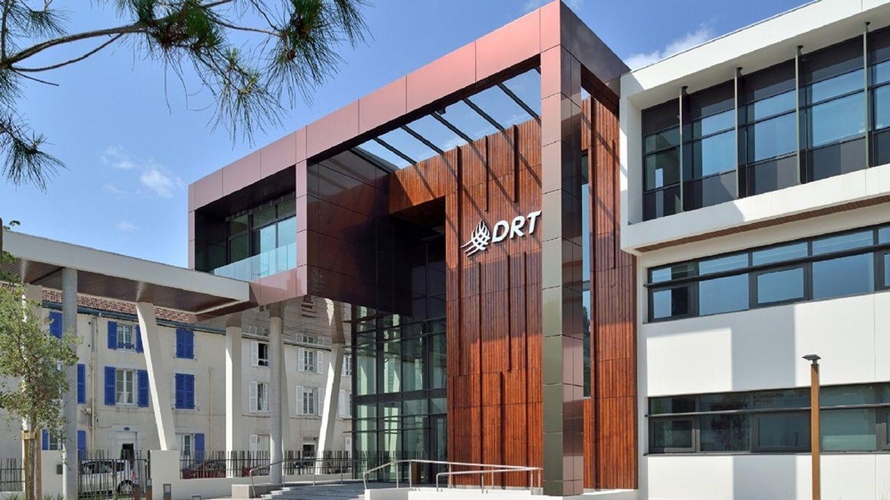 Les produits de DRT sont issus de la résine de pin.