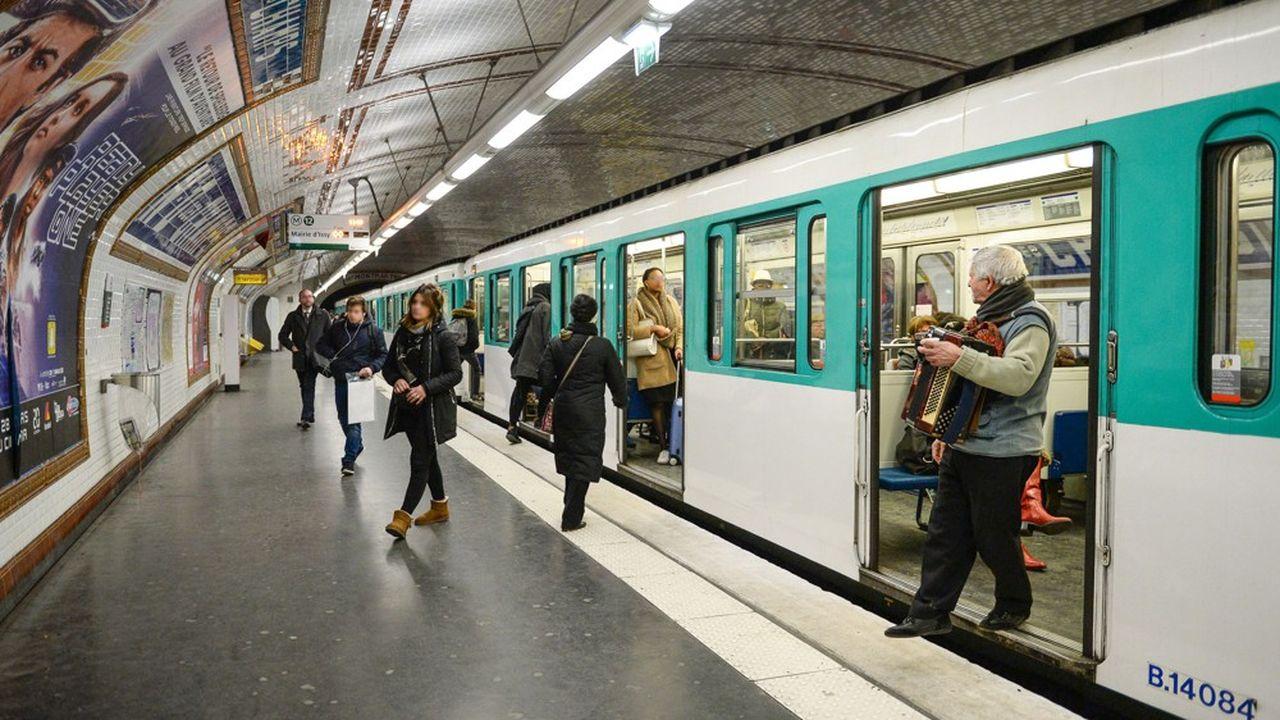 L'an dernier, la RATP a transporté plus de 3,3milliards de voyageurs sur l'ensemble de ses réseaux.