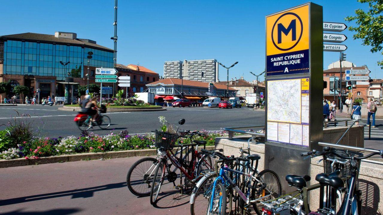 En 2014, le projet d'une troisième ligne de métro avait contribué à faire élire Jean-Luc Moudenc.