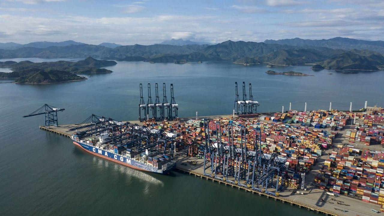 Pour CMA CGM, le quatrième armateur mondial dans le transport maritime de conteneurs, l'épidémie de coronavirus qui est apparue d'abord en Chine avant de s'étendre au monde n'aura été, à ce stade, qu'un bon coup de tabac, selon son PDG, Rodolphe Saadé.
