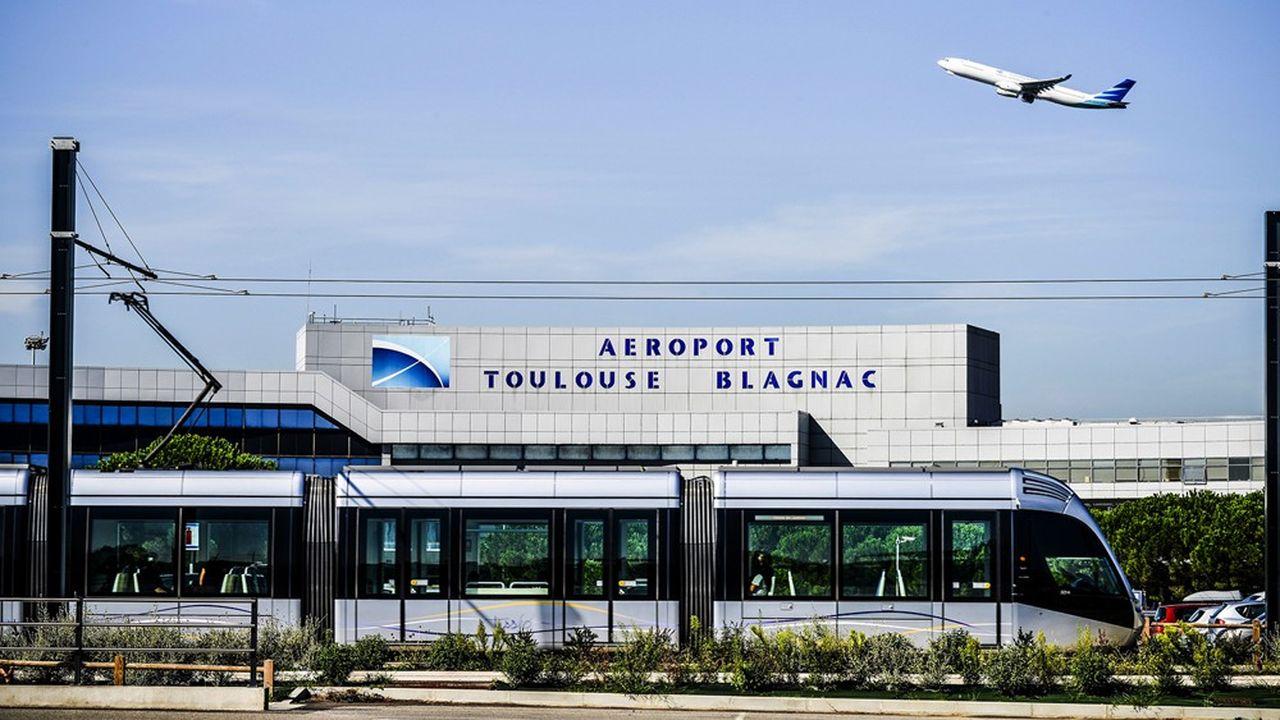 La future station de l'aéroport de Toulouse produira 300kg d'hydrogène par jour, de quoi faire le plein de neuf autobus.