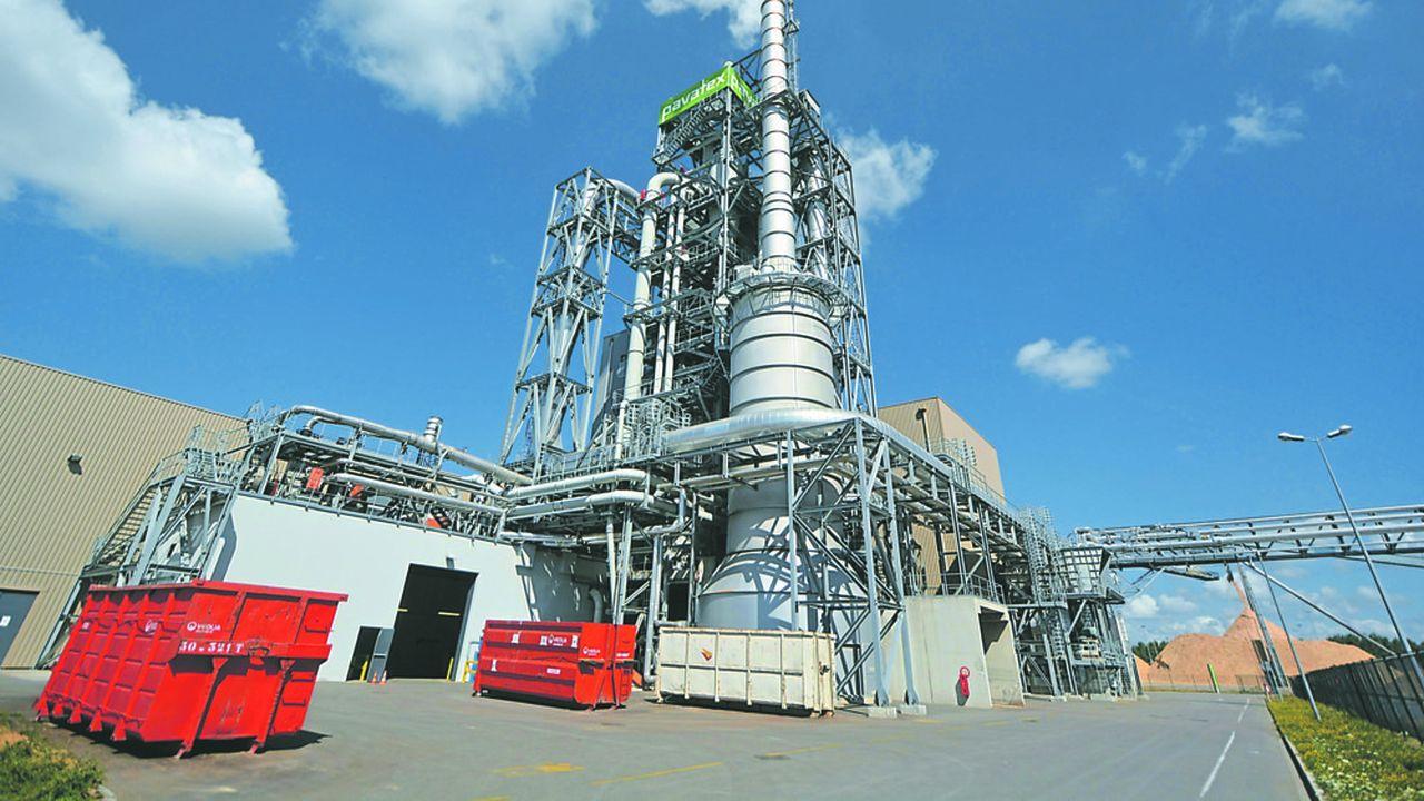 La synergie entre les deux industriels voisins a généré une économie de 25% tant sur l'investissement initial que sur le fonctionnement.