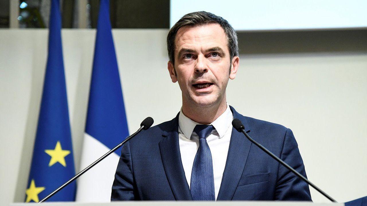 Le ministre de la Santé Olivier Véran a appelé tous les Français à appliquer les bons gestes pour limiter la propagation de l'épidémie.