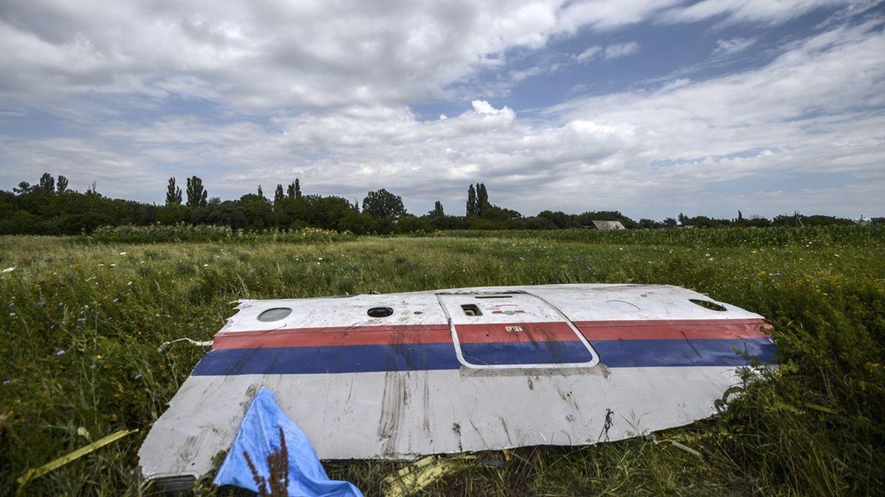 L'explosion du vol MH17 a coûté la vie à 298 personnes dont 196 Néerlandais.