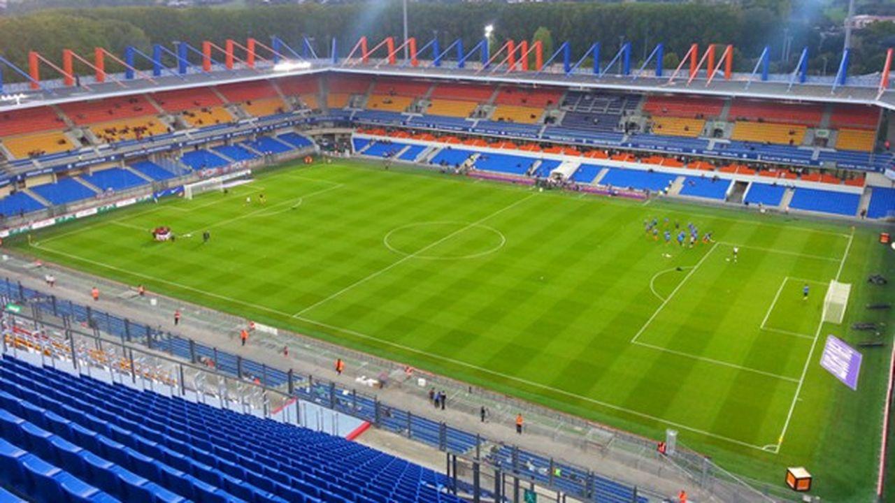 Porté par un consortium privé, le projet de la future enceinte du MHSC, qui évolue aujourd'hui au stade de la Mosson (photo) ne devrait pas coûter au contribuable.