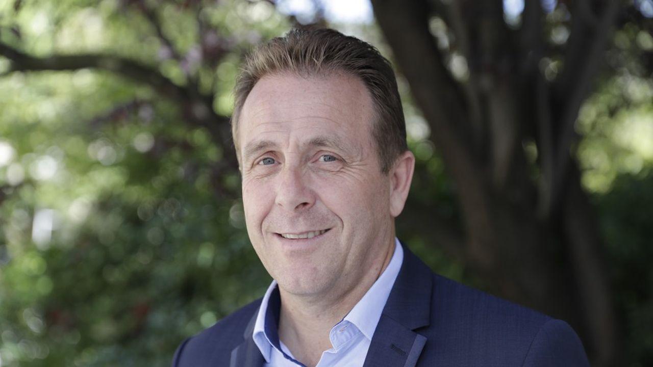 Olivier Gaillard a été élu député La Republique en Marche en 2017.