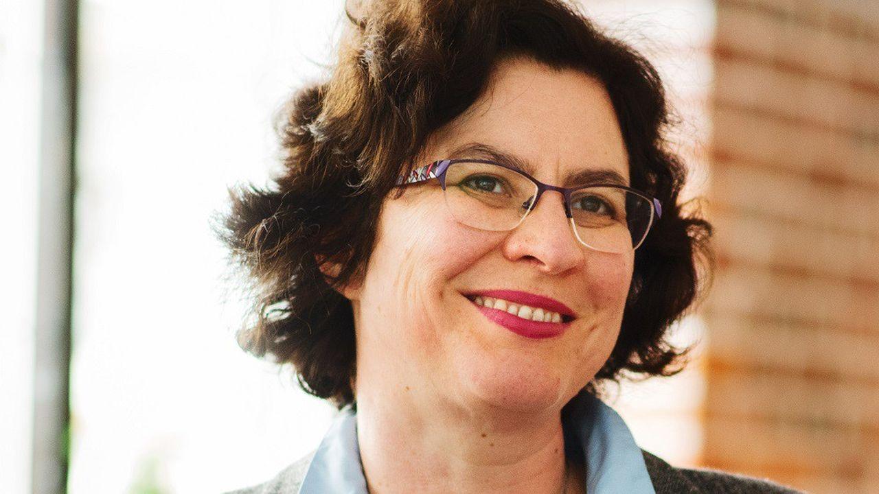 Anna Geppert, professeur à Sorbonne Université.