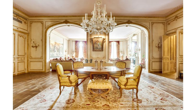 Appartement en duplex avenue Foch vendu 20millions d'euros.