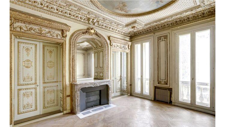 Hôtel particulier avenue Hoche vendu 12millions d'euros.