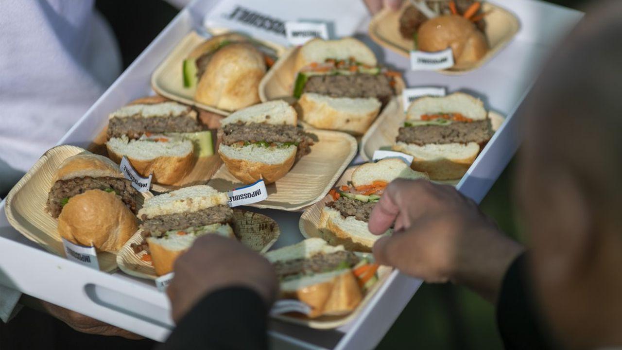 Désormais, 14% des ménages américains achètent de la fausse «viande».