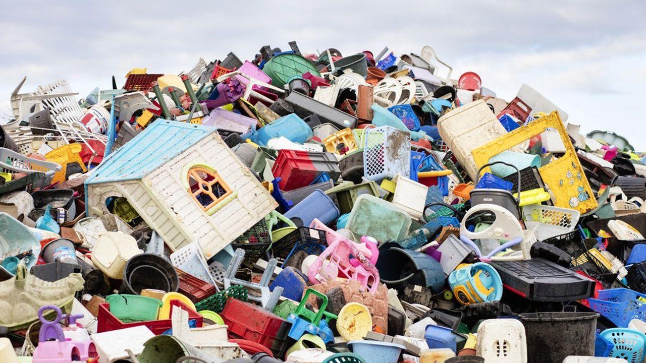 Le recyclage des jouets est compliqué. Car pour des raisons de sécurité, ils sont fabriqués dans des matériaux très résistants.