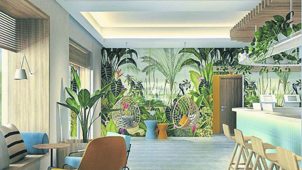 Ouvert en novembre2019, l'hôtel B & B Rio Copacabana Forterio illustre l'amorce d'un développement de la chaîne en dehors de l'Europe.