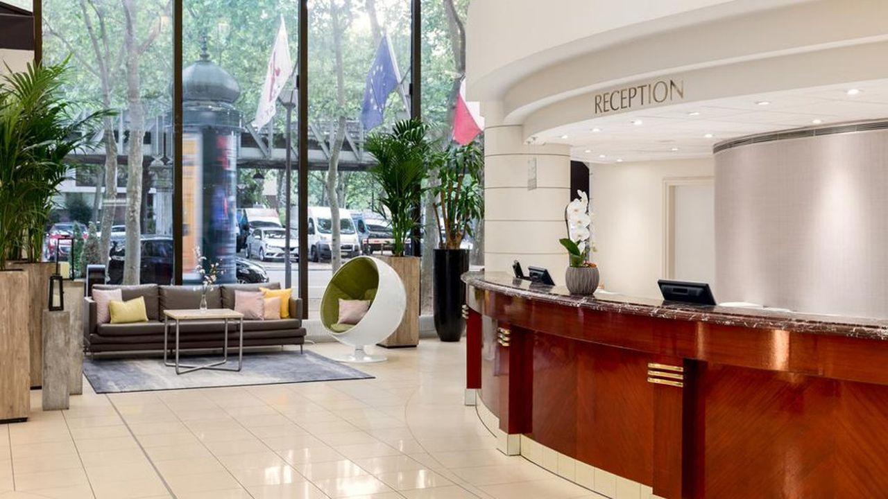 Le rachat de la chaîne B & B par Goldman Sachs a fait gonfler le montant des transactions en France. Mais le marché immobilier hôtelier a été également animé par des ventes d'actifs comme l'hôtel Marriott Rive Gauche à Paris, objet de la plus grosse transaction «individuelle».
