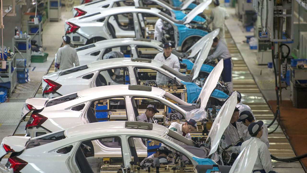 Pékin est désormais la « plaque tournante » de l'assemblage industriel mondial, que ce soit pour un smartphone, une voiture ou une batterie électrique.