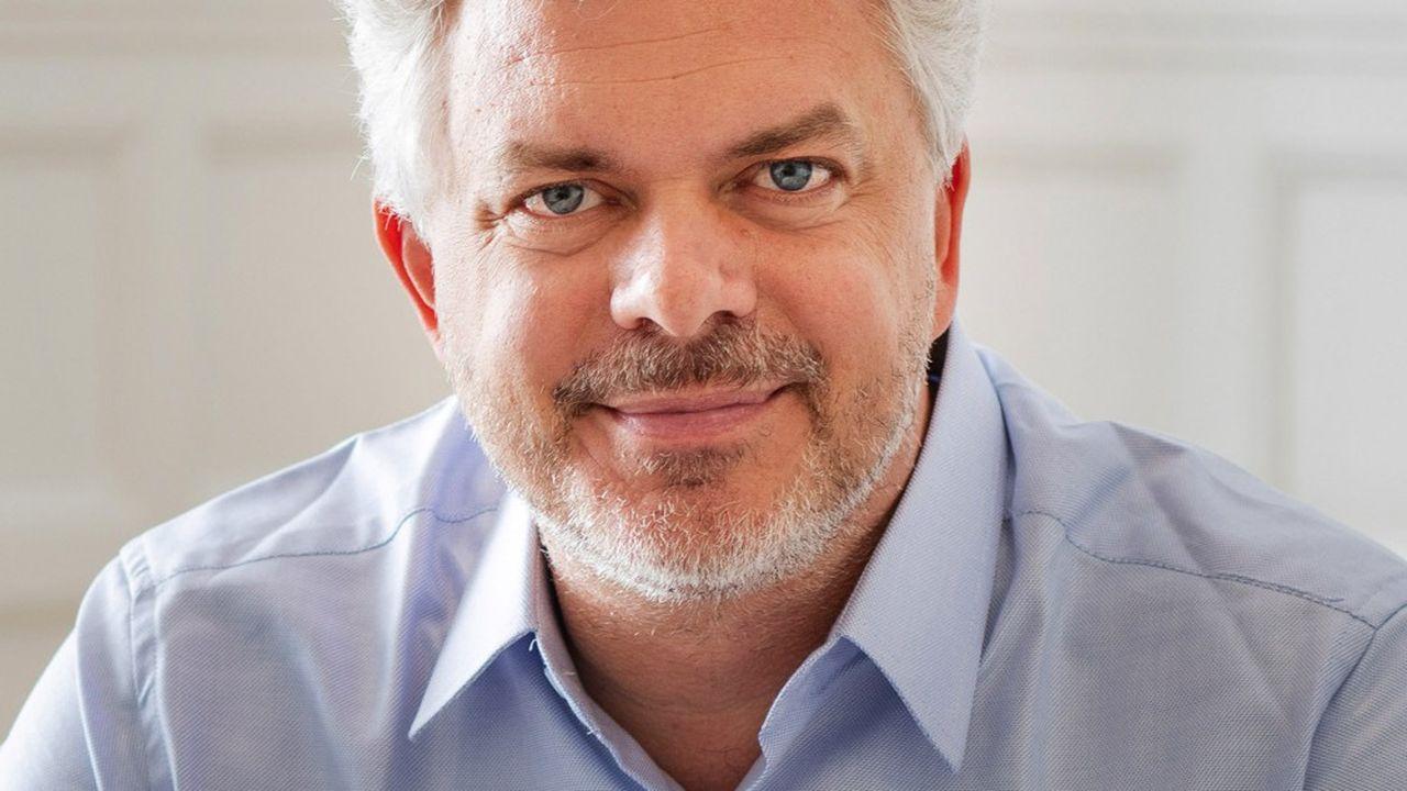 Stéphane Molère, président de Phi Family.