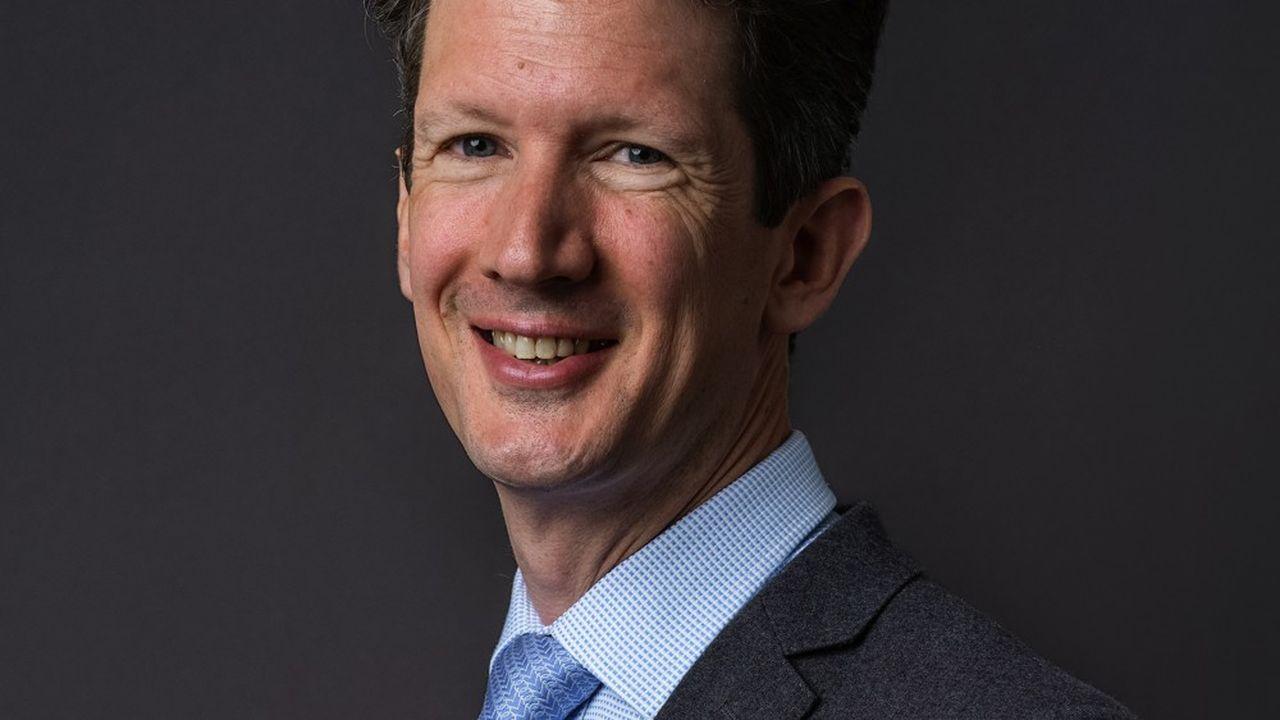 Benoît Mercereau, fondateur d'Arvella Investments
