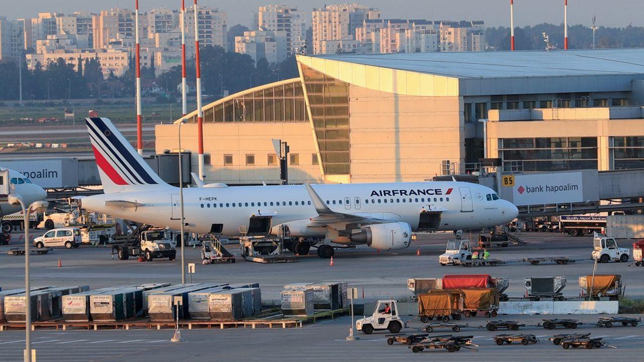 Air France s'attend à être impacté par la crise du coronavirus.