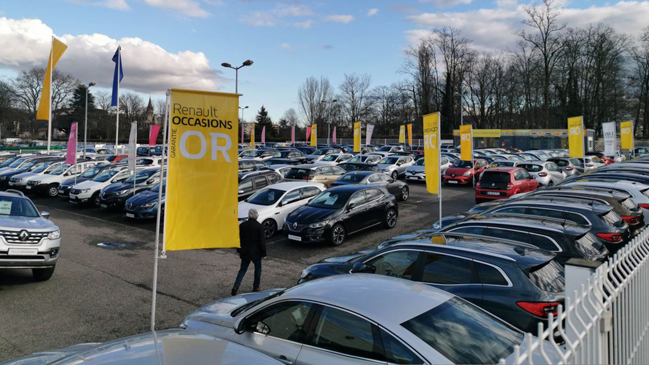 Plus de 60.000 véhicules Renault ont été immatriculés comme véhicules de démonstration par les concessionnaires l'an dernier.