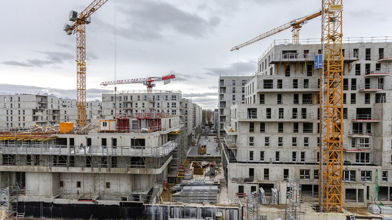 AB Habitat s'impose, dans ses constructions neuves, de respecter le concept de mixité sociale