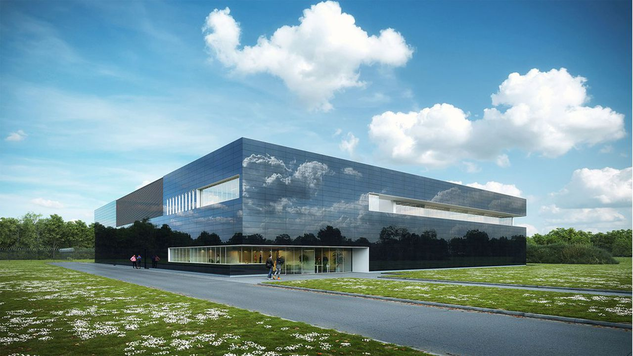 Le nouveau bâtiment du Galileo Security Monitoring Center (CSSG) sera achevé en septembre 2021.