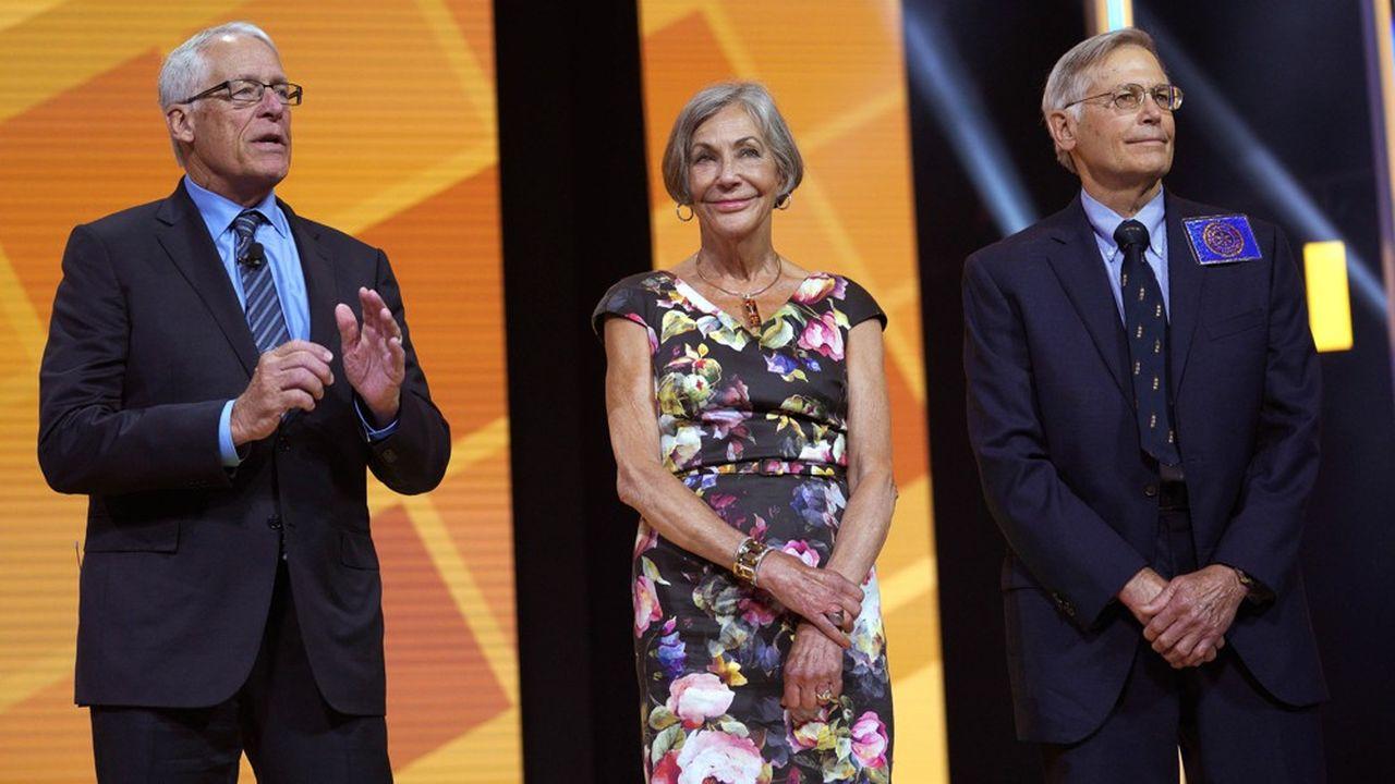 Rob, Alice et Jim Walton pèsent 150milliards de dollars à eux trois.