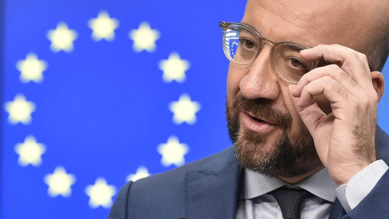 Le président du Conseil européen, Charles Michel, est chargé d'impulser et incarner la réponse européenne à l'épidémie de coronavirus.
