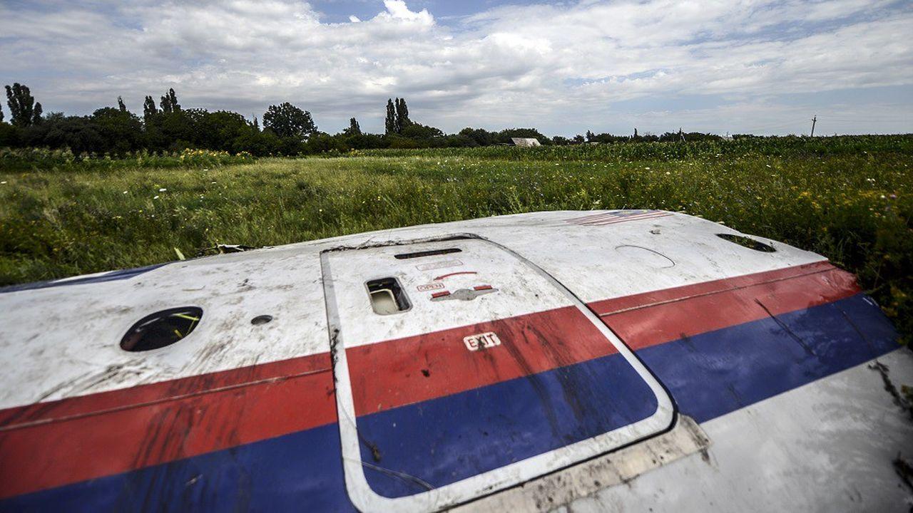 Le crash avait fait298 morts, dont 196 Néerlandais.