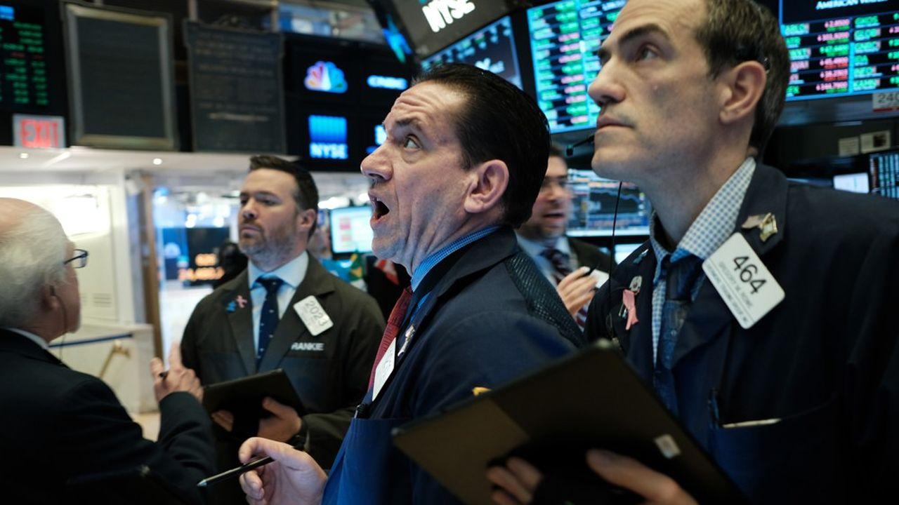 Le krach pétrolier s'est ajouté à la crise sanitaire et a provoqué un lundi noir sur les marchés le 9mars.