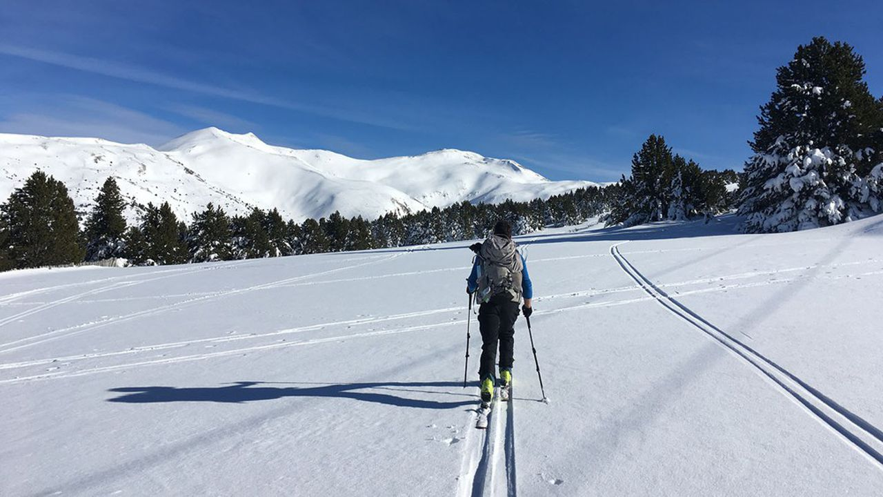 Depuis sa réouverture, Puigmal diversifie ses activités. Exit le ski alpin, place au ski de randonnée, à la marche nordique, au trail ou VTT.