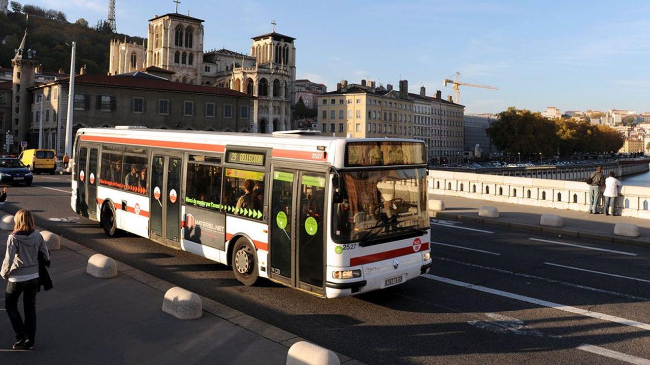 Le Sytral vient d'inaugurer un centre de maintenance de bus en centre-ville de Lyon.