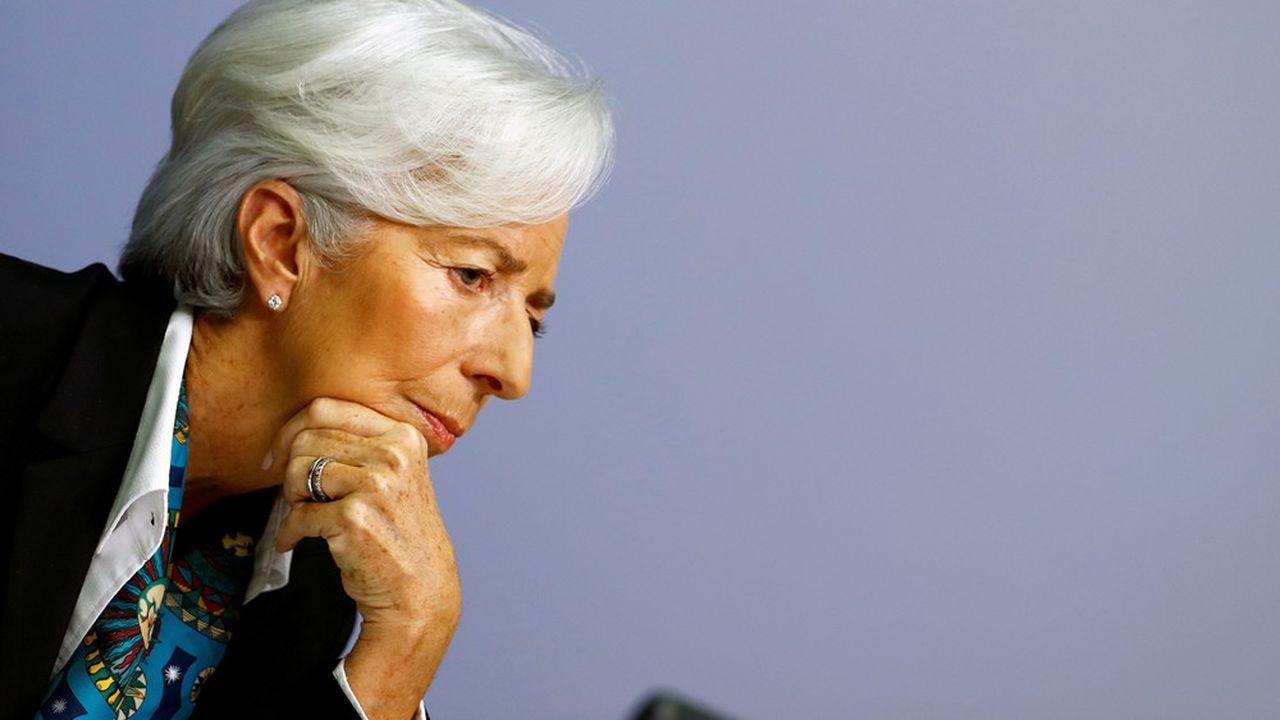 Christine Lagarde a exhorté une fois de plus les Etats à agir.