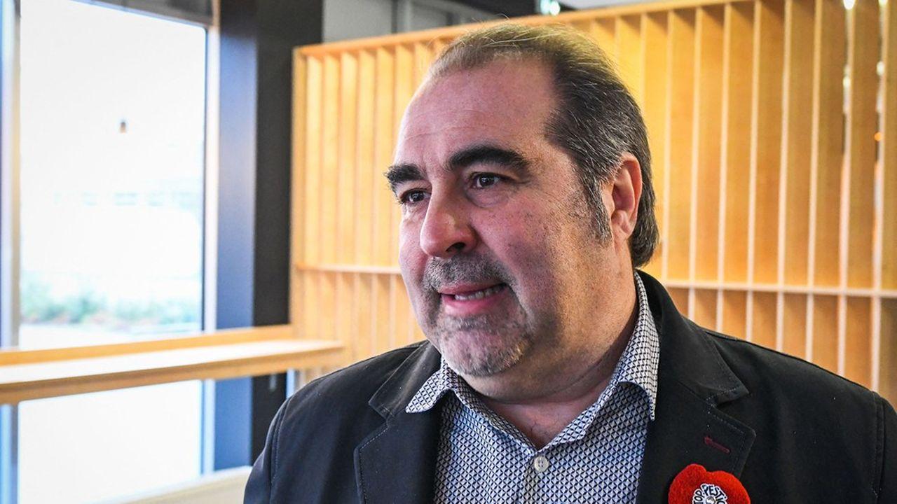 Jean-Michel Bérégovoy d'Europe écologie-Les Verts mène une liste soutenue par le Parti communiste, Génération.s et le PRG.