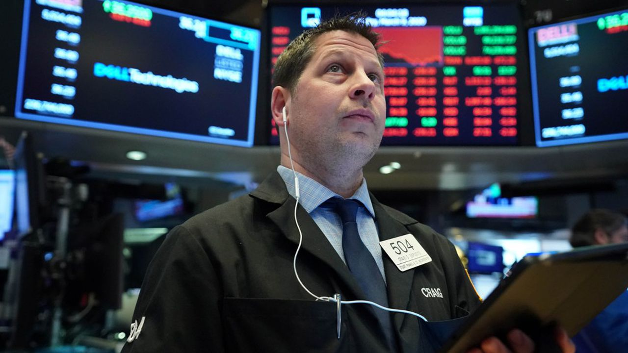 A Paris, Milan, Tokyo ou Wall Street, les écrans Bloomberg ont tous viré au rouge vif à la clôture.