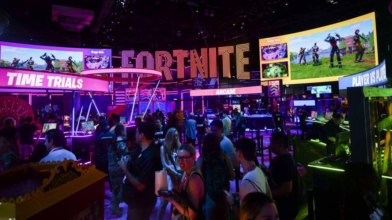 L'E3, l'un des plus grands salons internationaux du jeu vidéo, a lieu chaque année à Los Angeles depuis 1995.