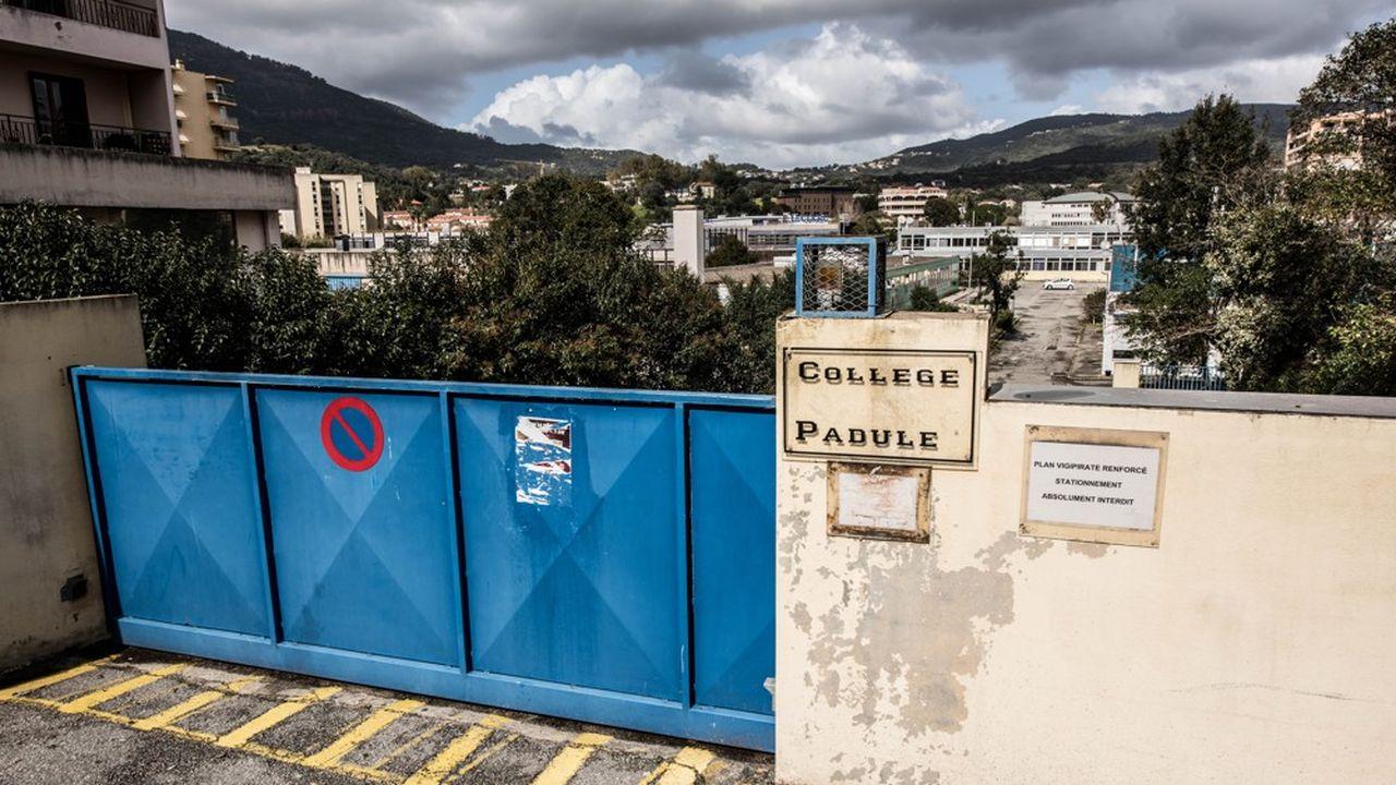L'ensemble des établissements scolaires de Corse resteront fermés demain.