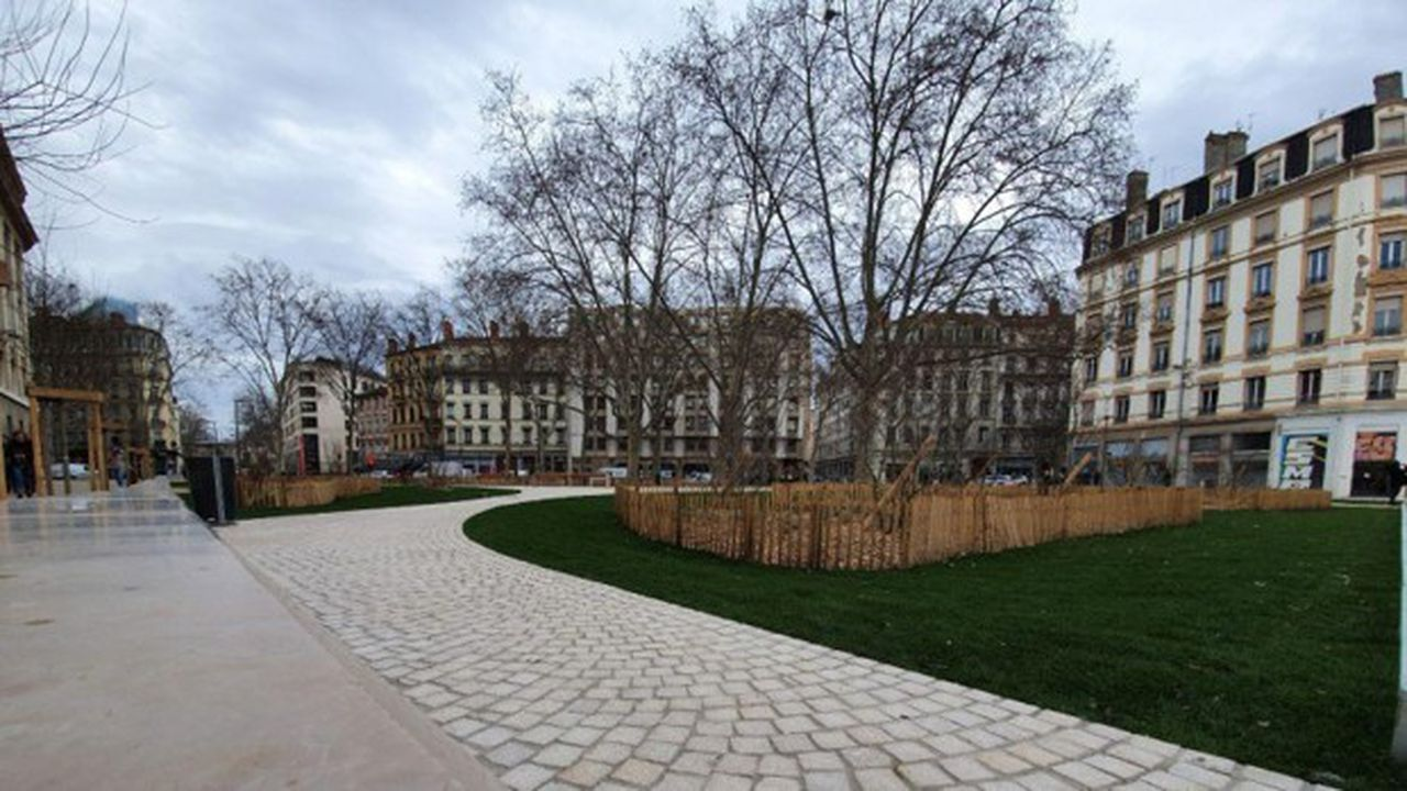 Les travaux de l'esplanade Moncey d'un montant de 1,9 million d'euros, ont reçu une subvention de 78.100 euros de l'Agence de l'eau.