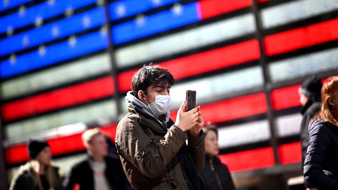 Les États-Unis élargissent les analyses de virus et cherchent à entrer dans la zone d'épidémie