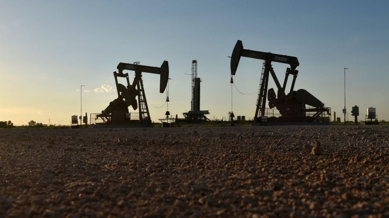 Les forages pour le pétrole de schiste aux Etats-Unis pourraient être moitié moins nombreux que ce qui était prévu avant le krach des cours du brut.