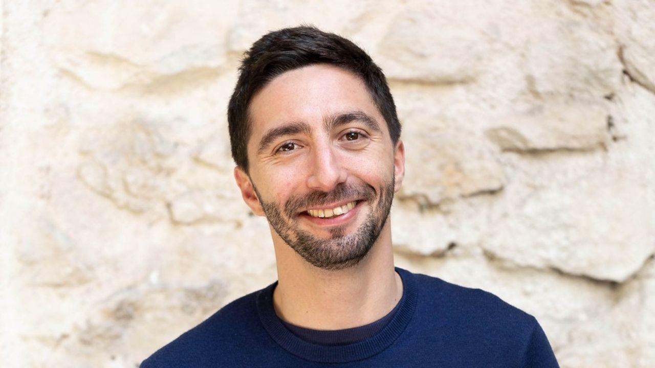 Mathieu Bonfils, directeur et cofondateur du Wagon à Marseille.