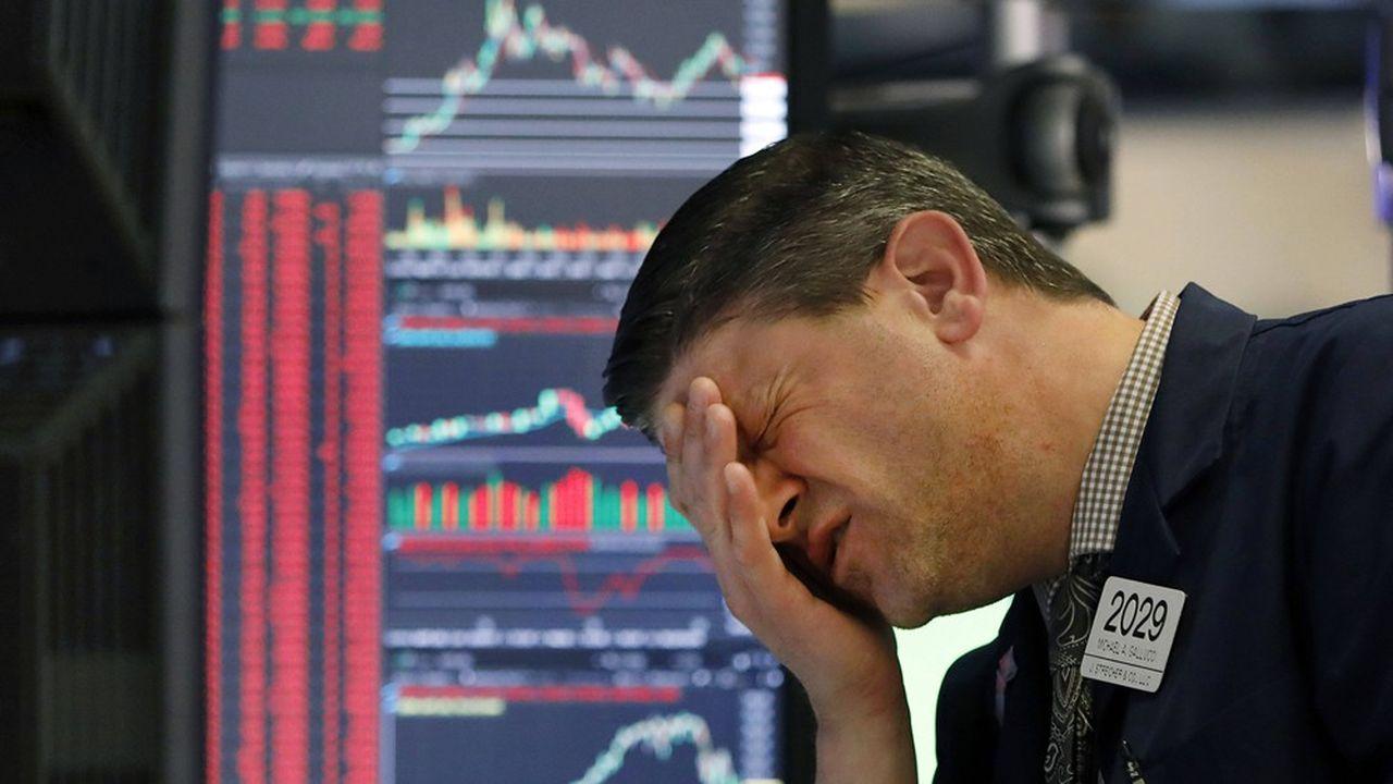 Mercredi, l'annonce de l'OMS ainsi que le manque de mesures concrète de soutien à l'économie dans le discours de Donald Trump a fait dévisser Wall Street de plus de 5%.