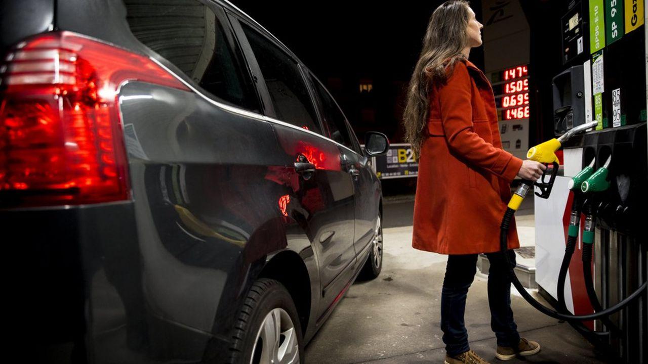 Les produits pétroliers pèsent pour 4,25% de l'indice des prix à la consommation calculé tous les mois par l'Insee. Une baisse de 10dollars du pétrole fait reculer l'inflation de 0,3% sur une année.