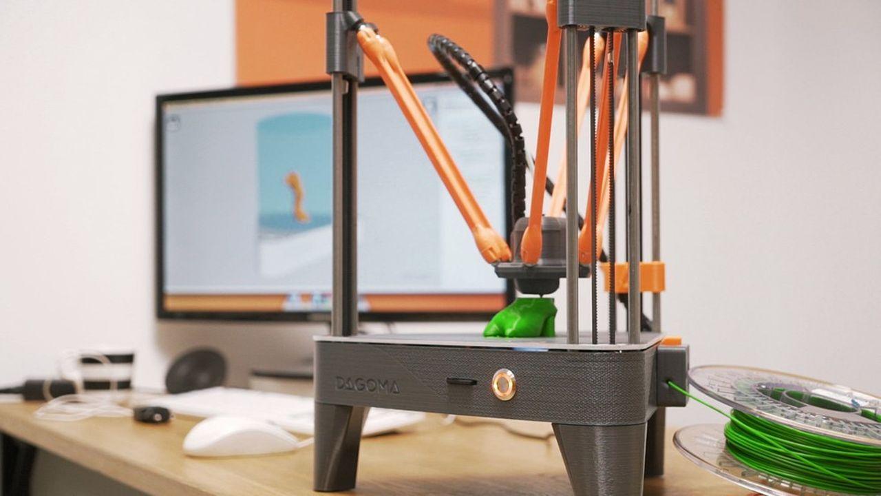 Le catalogue propose une centaine de pièces détachées à reproduire soi-même en impression 3D.