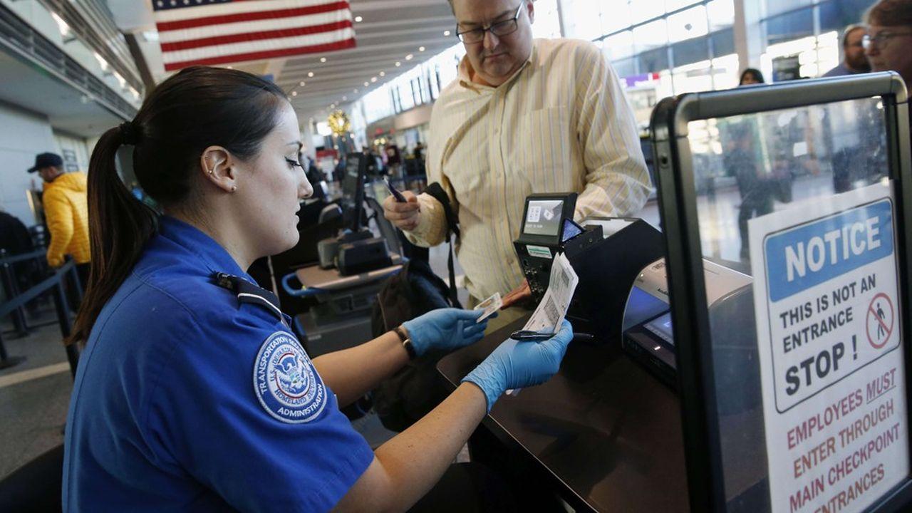 A partir de vendredi soir, les personnes ayant séjourné dans l'espace Schengen deux semaines avant leur voyage aux Etats-Unis se verront interdites d'accès.