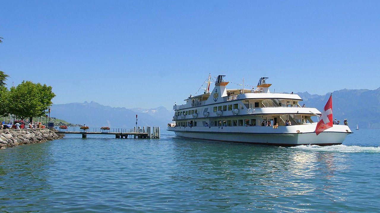 Entre Lausanne et Evian, la fréquence passera à 45 minutes entre chaque départ le matin et le soir, contre 1h20 aujourd'hui.