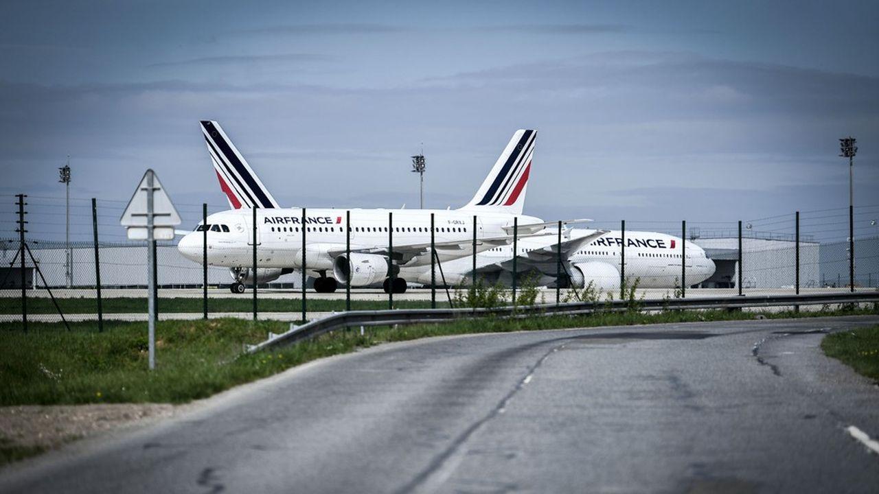 Les compagnies aériennes françaises ne seront pas en mesure de faire face, seules, à l'impact de la crise du coronavirus.