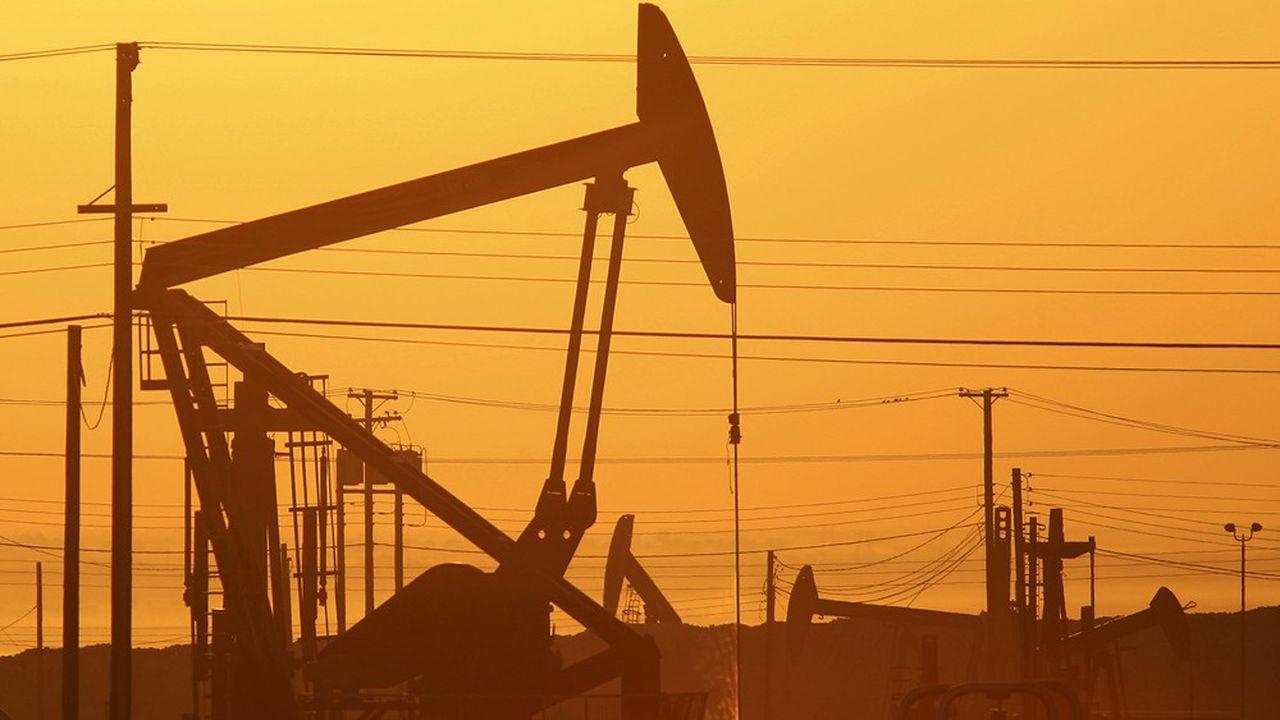 Déjà fragiles, les producteurs de schiste ont été touchées de plein fouet par l'effondrement des cours pétrolier.