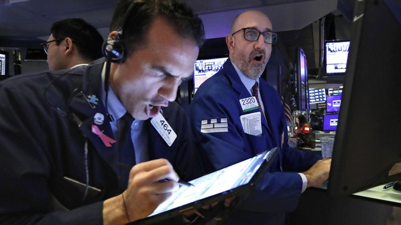 Les indices boursiers n'ont jamais chuté aussi rapidement
