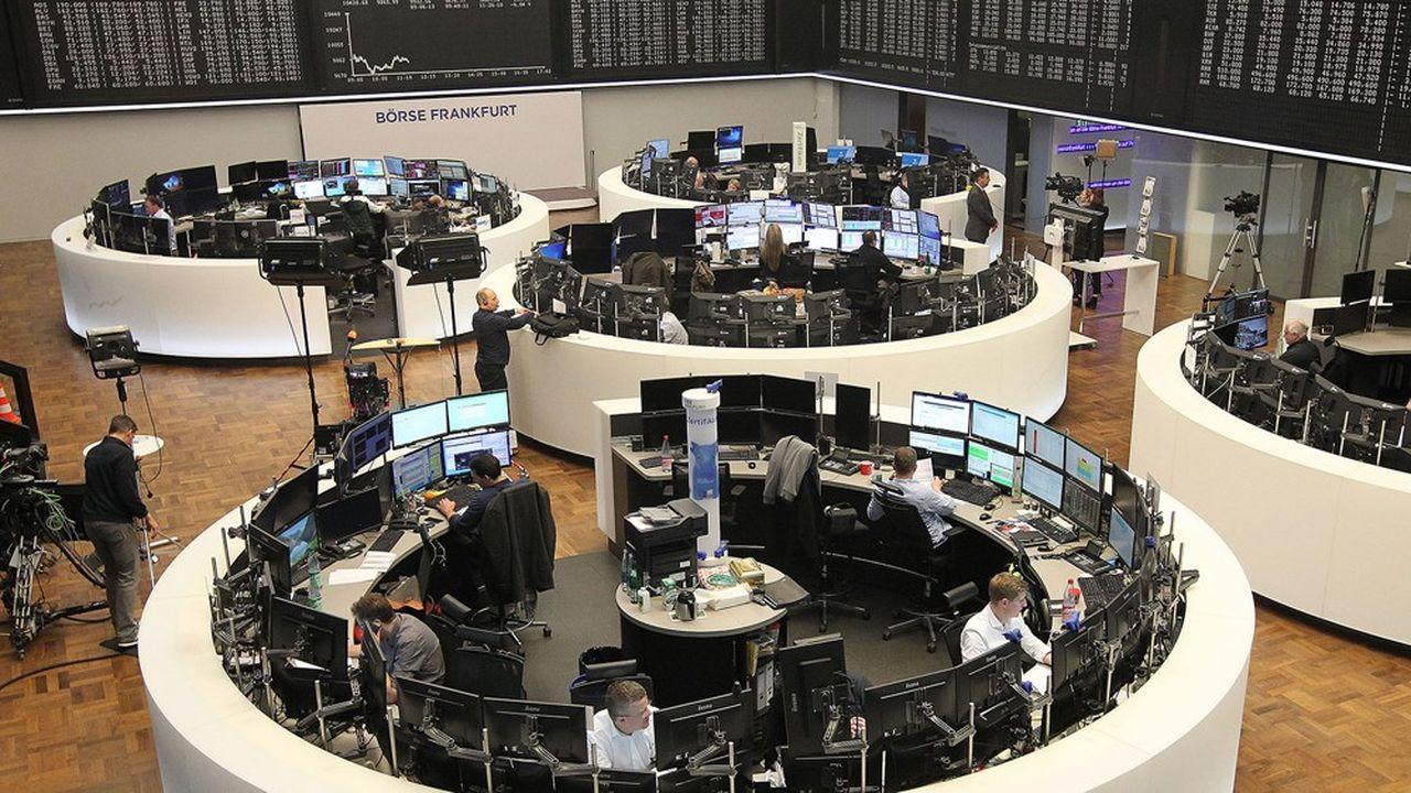 Ce vendredi en effet, le baril de Brent regagne 3,85% à 34dollars, tandis que celui du WTI américain gagne 4,03% à 32,77dollars.