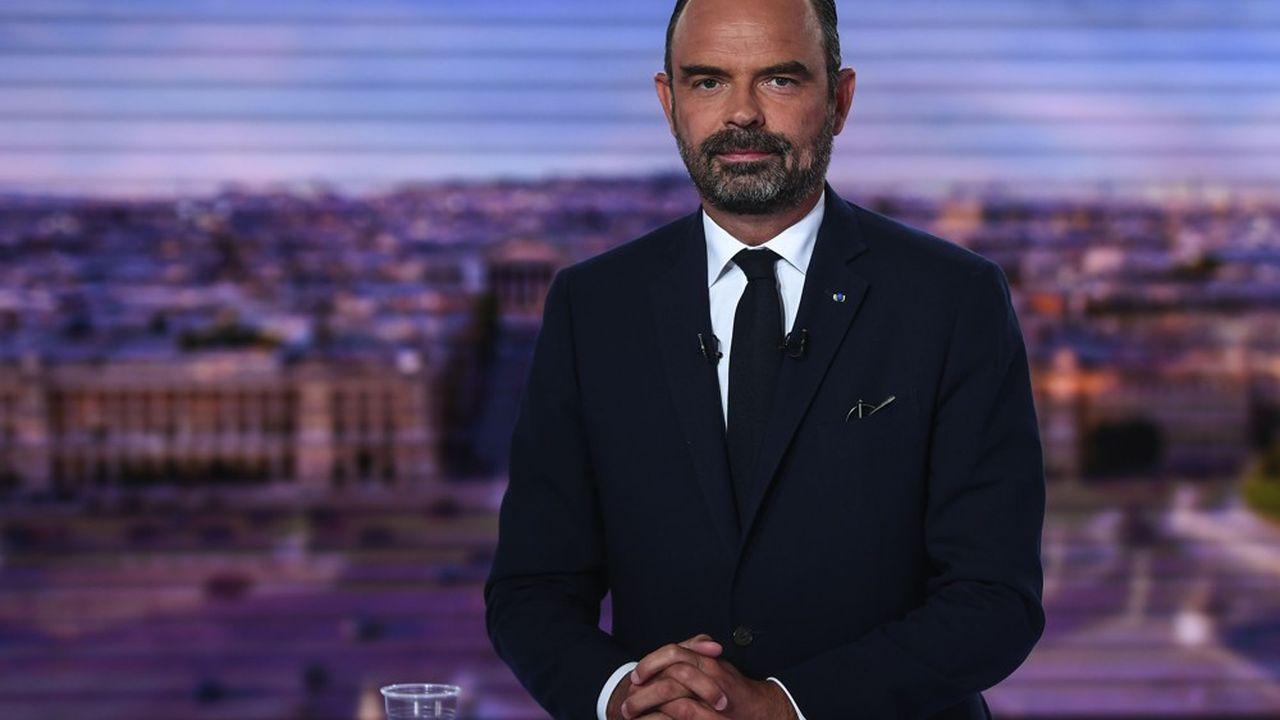 Edouard Philippe (ci-dessus en septembre2019).